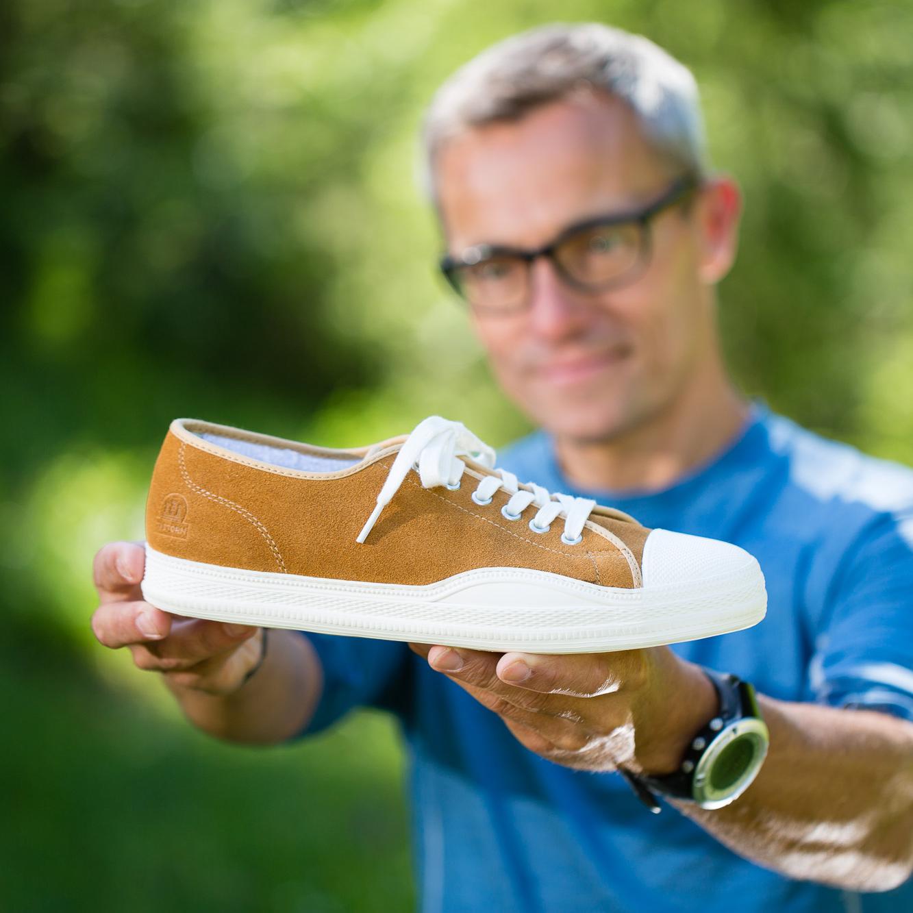 TRETORN – Racket Eco Sneaker