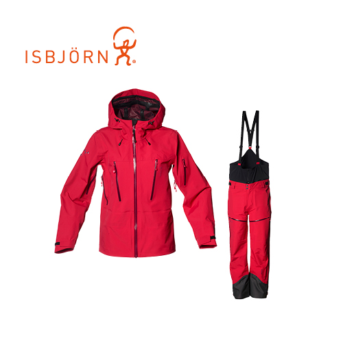 Isbjorn Expedition hard shell