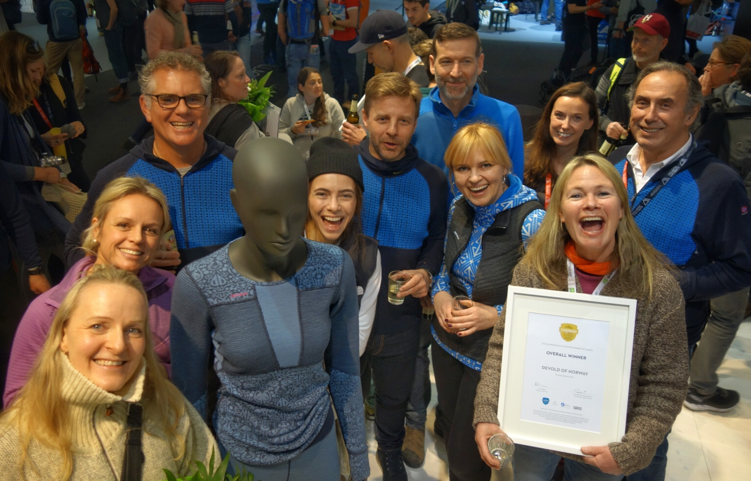 ISPO Scandinavian Outdoor Award
